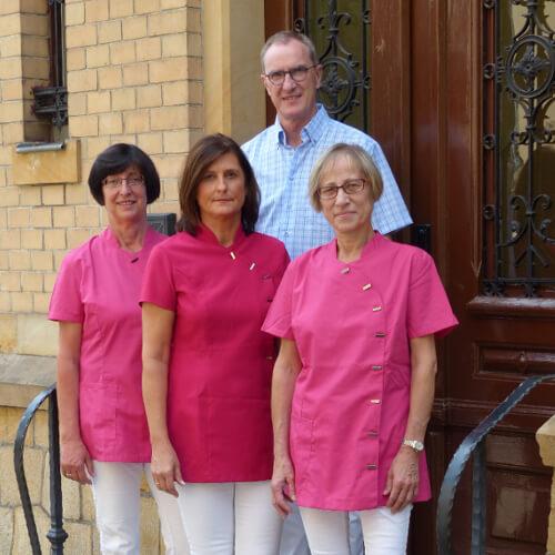 Orthopädie Zittau Team