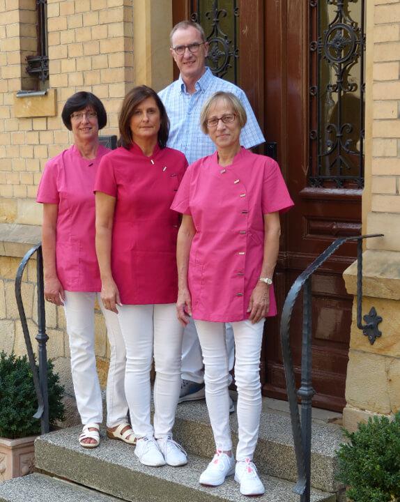 Orthopädie Zittau Mitarbeiter